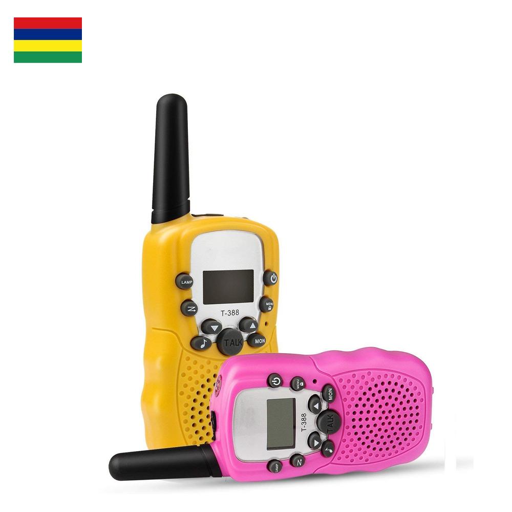 T388 walkie talkie kids play games outdoor walky talky рация рации Москва компания