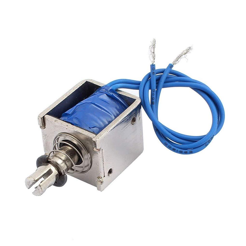 12v 24v DC open frame push pull electromagnet Solenoid