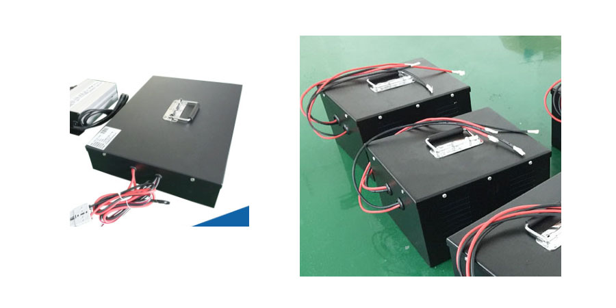 Automated Guided Vehicles Battery