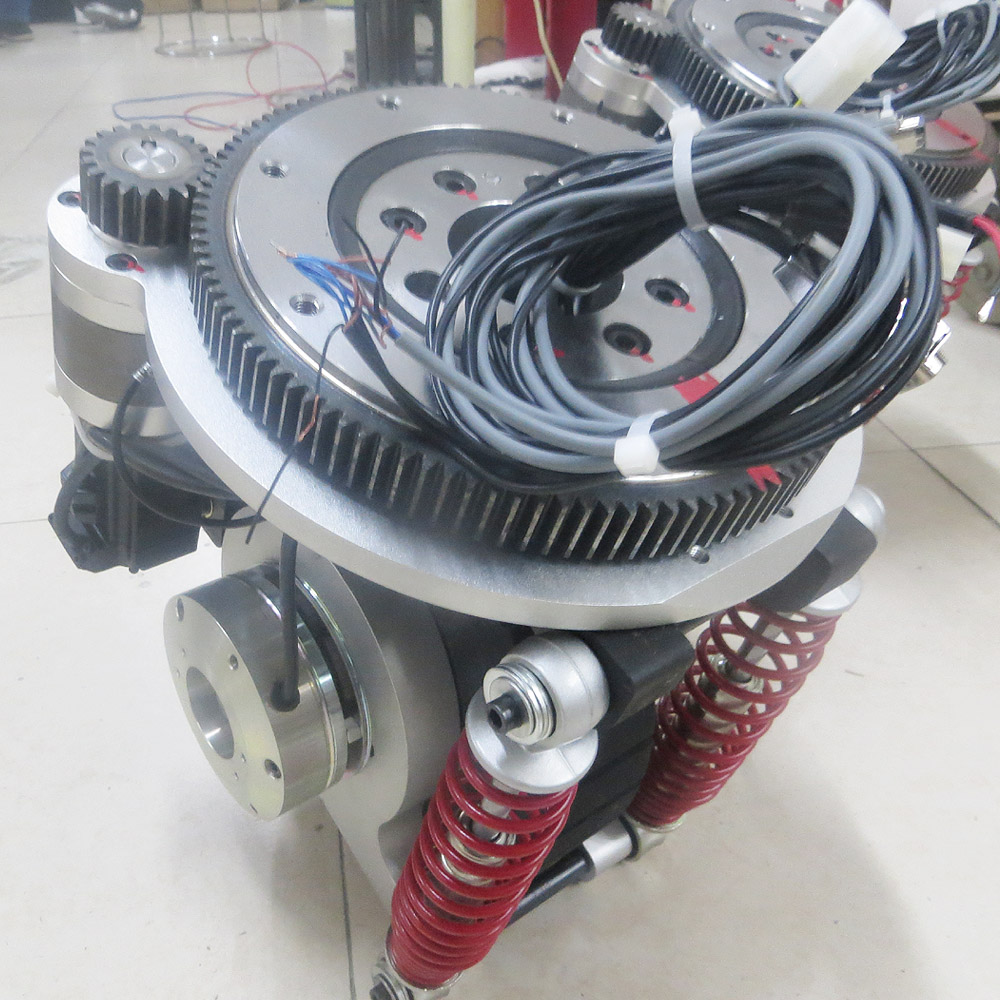 B320 Buffer Automated Guided Vehicles wheel