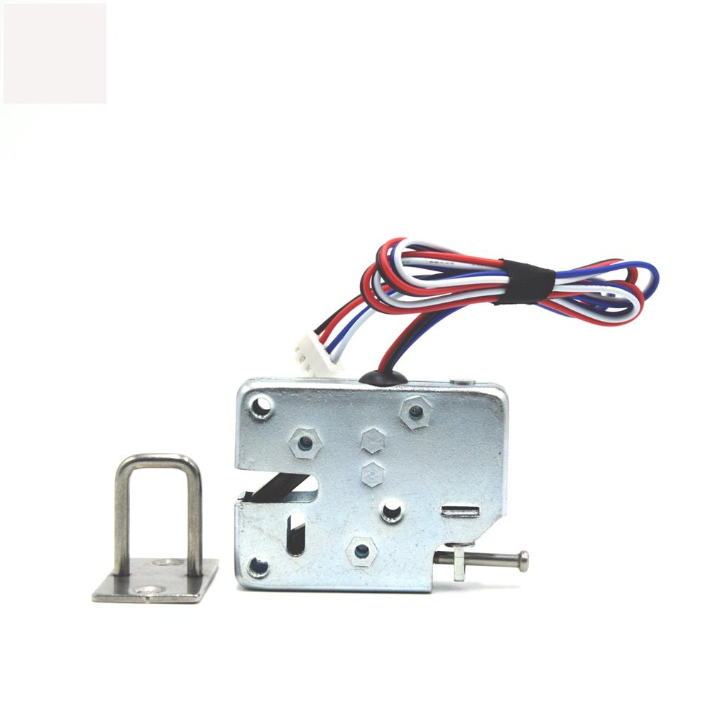 JY38-4052 Electric lock with micro switch small solenoid lock