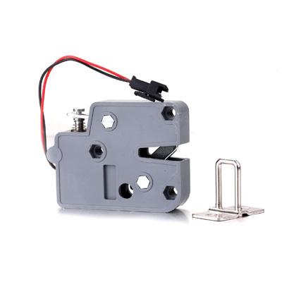 small solenoid door lock