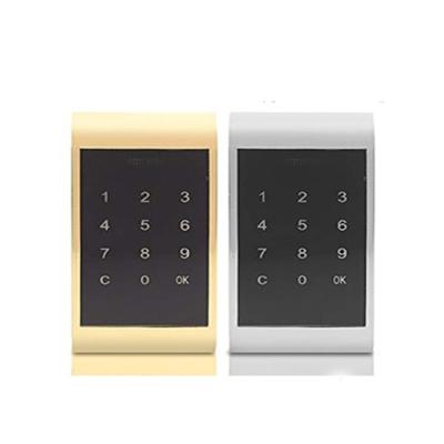 Hotel lock smart password keypad number digital cabinet lock